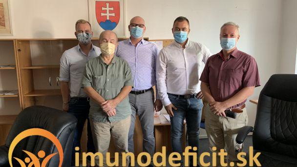 Imunoglobulíny budú prístupnejšie