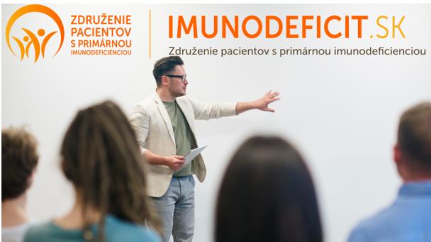 Online stretnutie imunodeficit